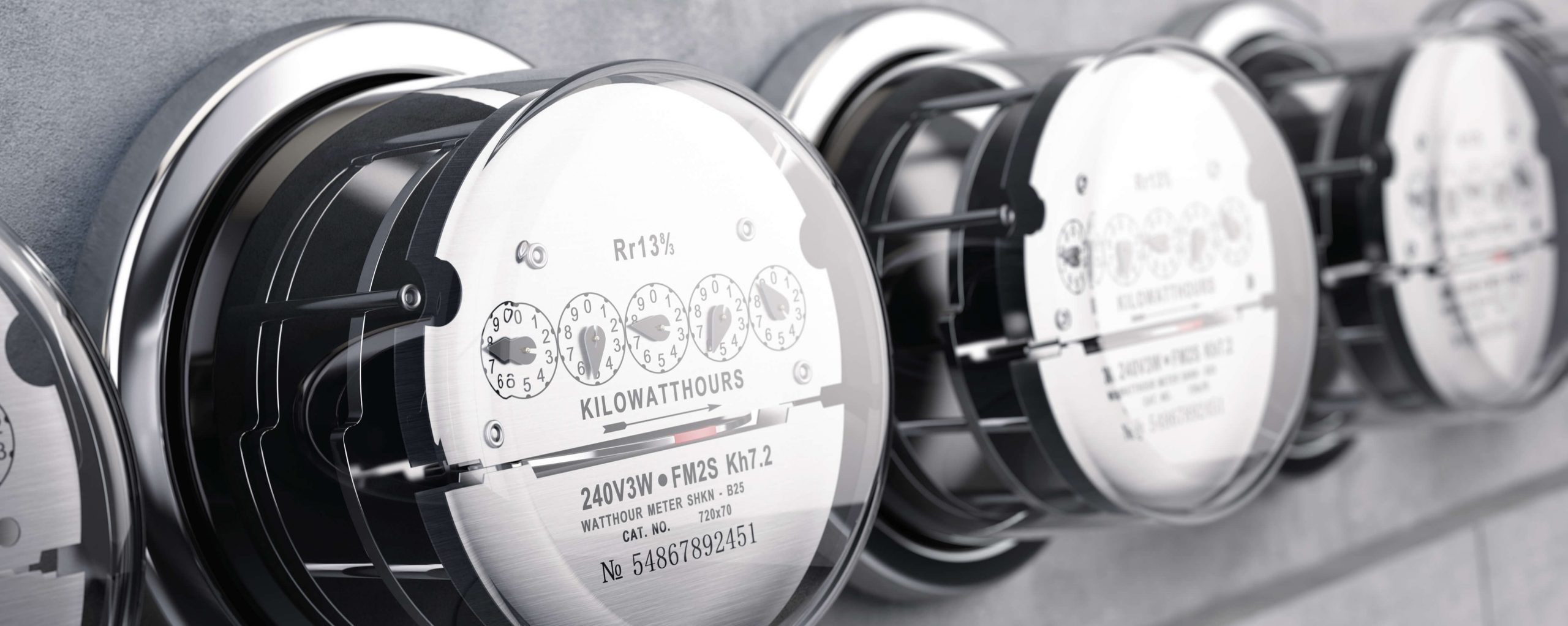 Gas, water, and electric submetering.