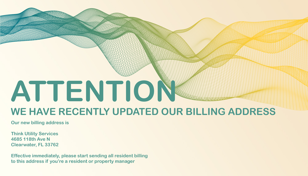 Billing Attention