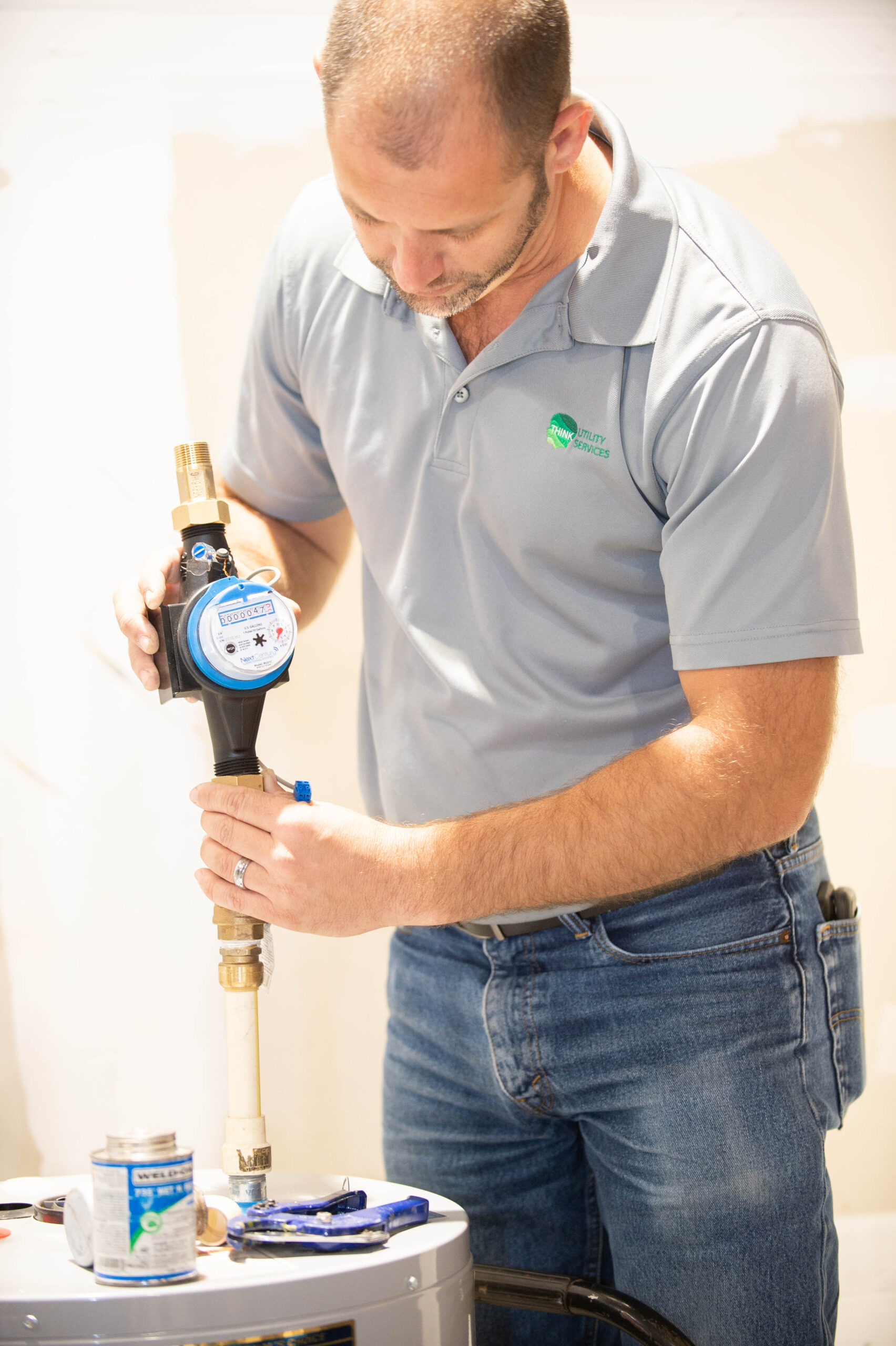 Think Utility Services – Submeter Technician Installation