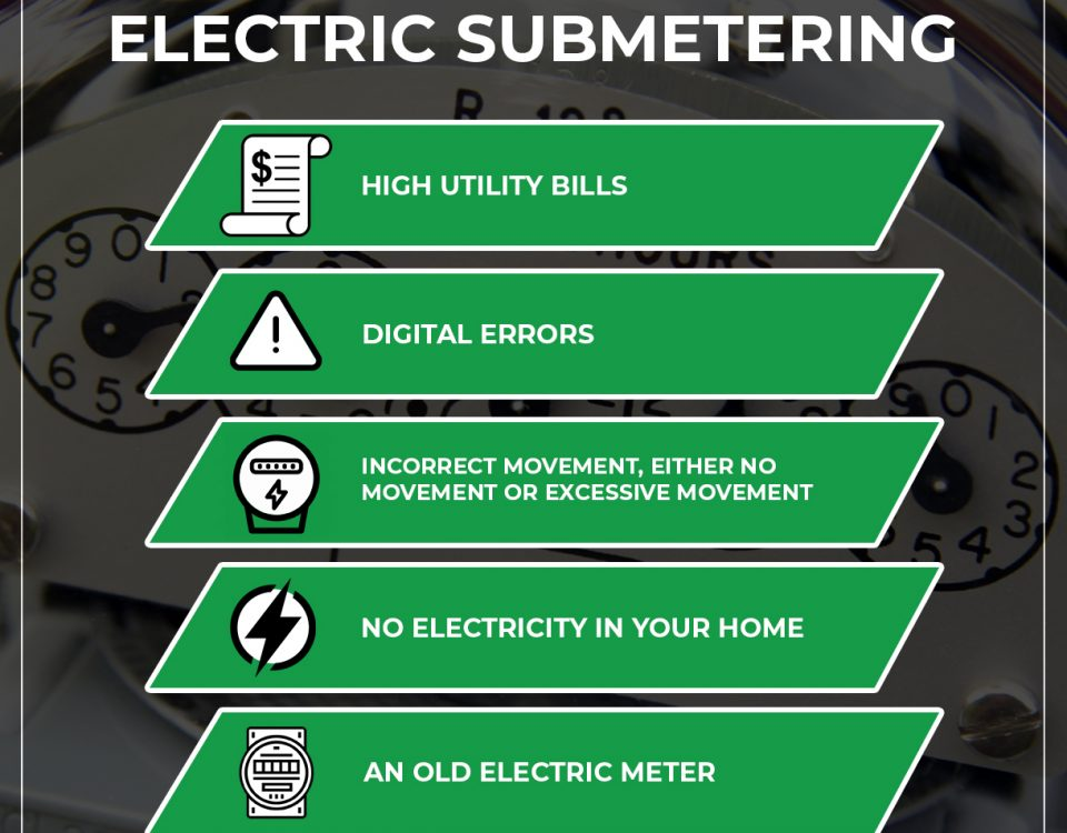 5 signs you need a new electric submetering