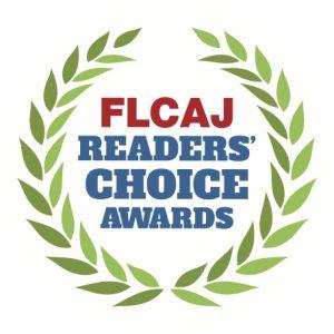 FLCAJ Readers Choice Logo